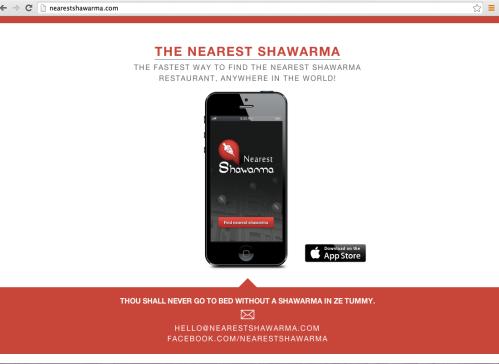 Nearest_Shawarma Final Site Feb 2014